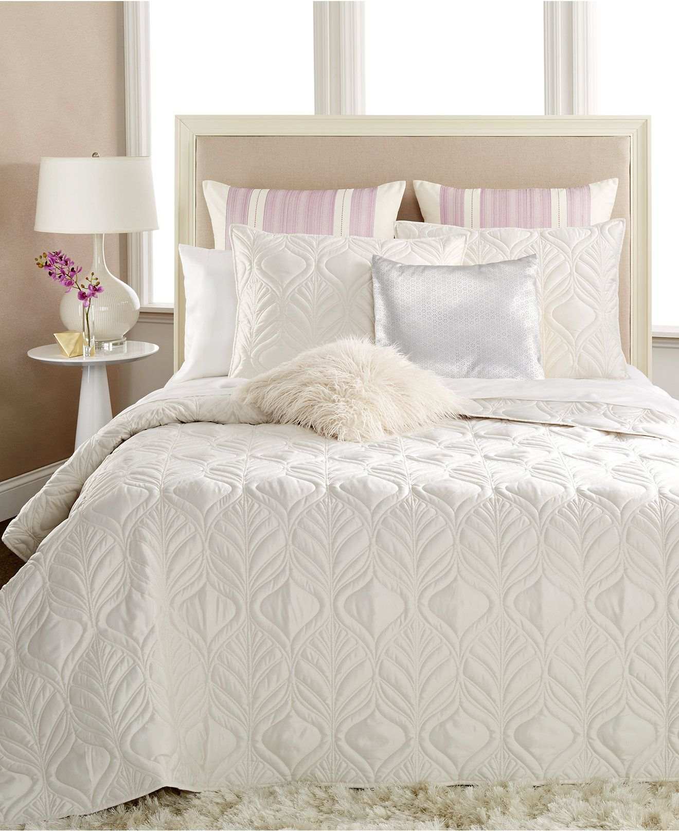 Inc International Concepts Gigi Coverlet Collection Quilts Bedspreads Bed Bath Macy S Bed Bedding Collections Bed Spreads