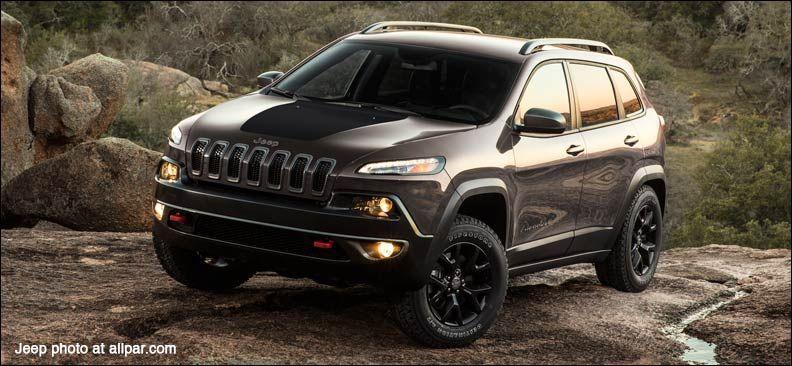 2016 Cherokee Trailhawk Granite Jeep Pinterest