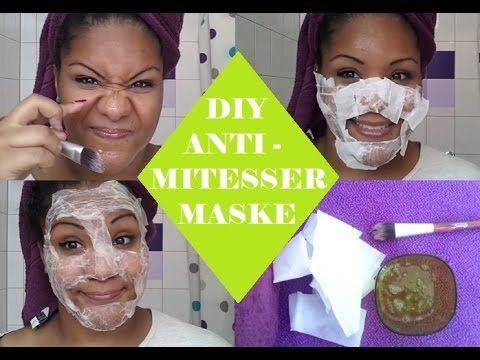diy anti mitesser maske peel off maske super einfach pflegend youtube diy kometik. Black Bedroom Furniture Sets. Home Design Ideas