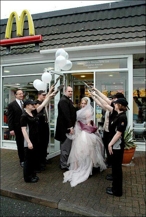 Mcghetto Funny Pictures Ghetto Wedding