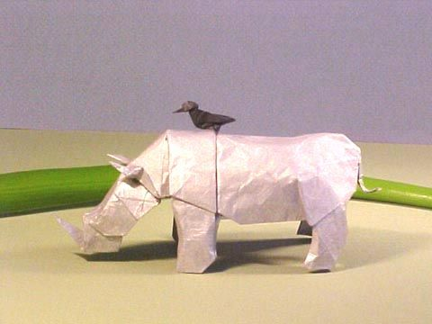 Origami Hippopotami - Page 1 of 2 | Gilad's Origami Page | 360x480