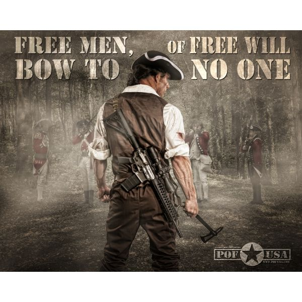 Bow to No Man Poster - POF-USA