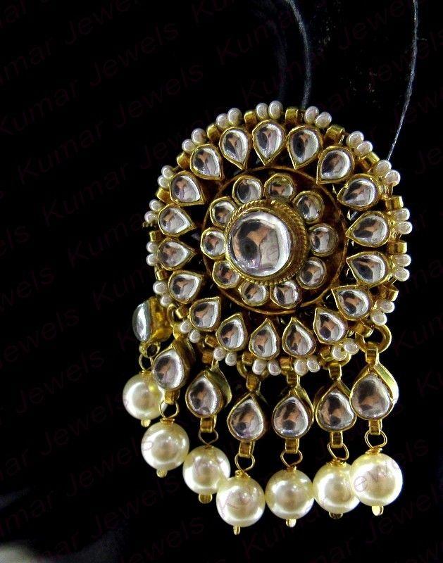 Kumar Jewels   Party Wear kundan Earrings   Traditional Kundan ...