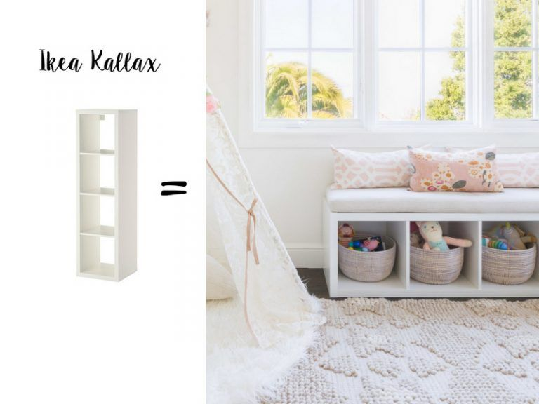 Toy Storage IKEA Hacks the Kids Will Want To Use #ikeahacks