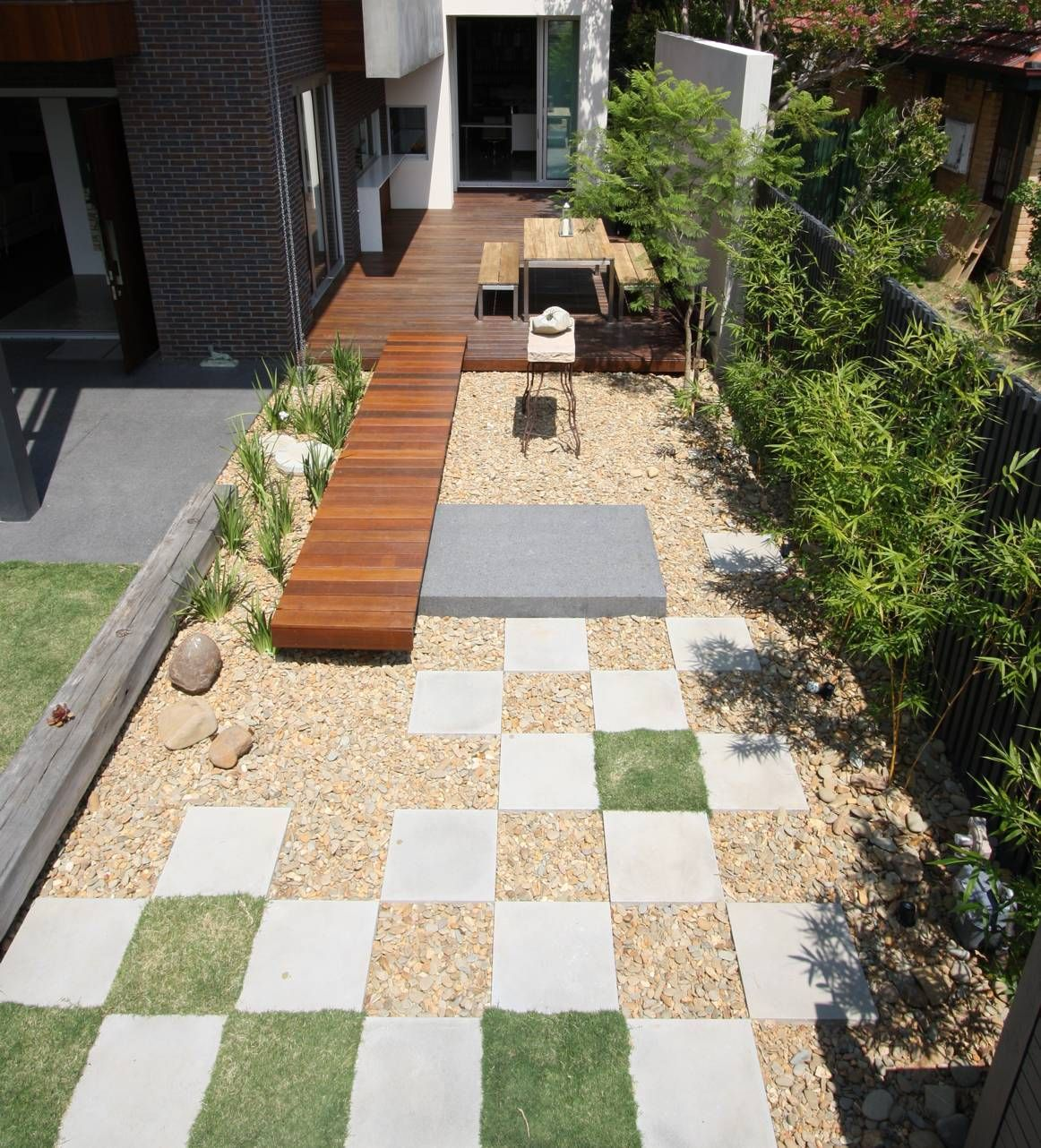 Landscape Design By Wolf Architects Melbourne Landscape Architecture