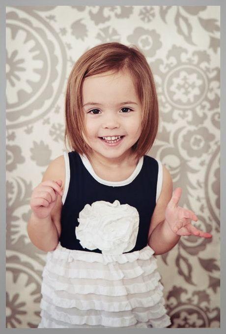 Coupe courte enfant Reese hair cut Coupe cheveux