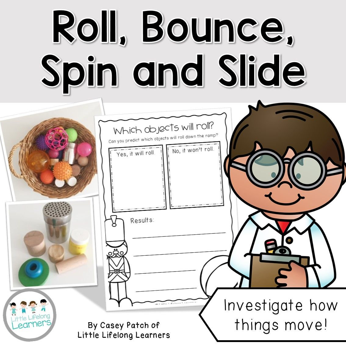 Prep Foundation Kindergarten Science Movement Unit