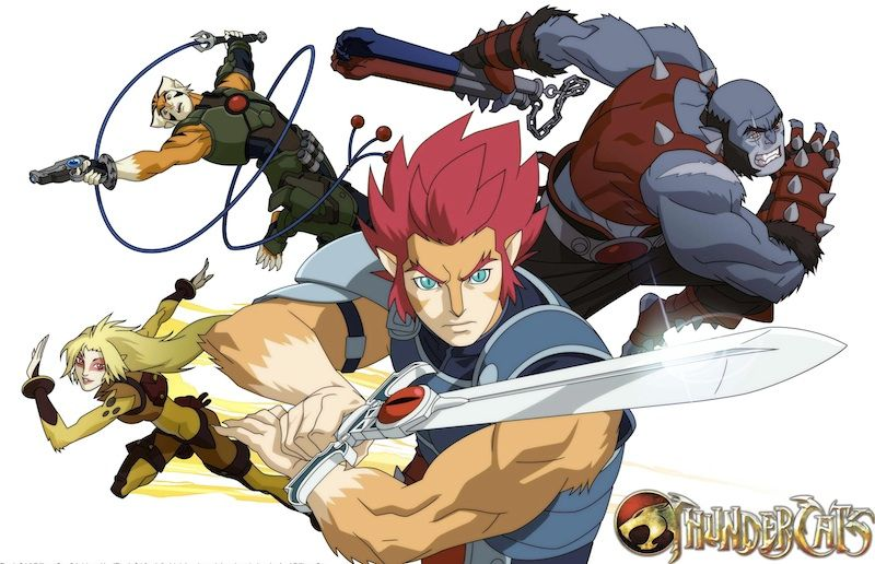 Thundercats - something old redone to be new