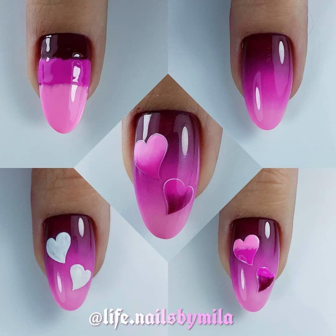 Pin van Crystal Giachetti op Nail art! | Pinterest - Nagel, Nagel ...