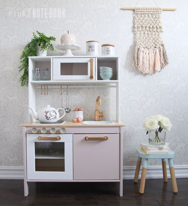 Ikea Kitchen Children: Customizing Your IKEA DUKTIG Play Kitchen