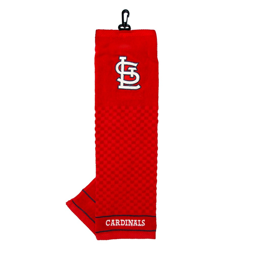 Team Golf MLB Embroidered Towel, St Louis Cardinals