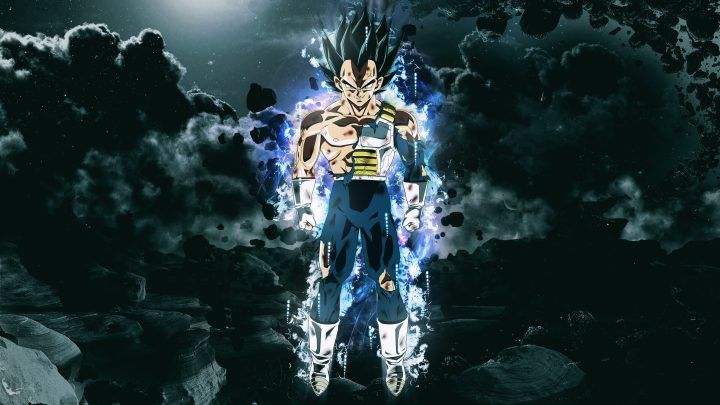 Dbs Vegeta Migatte No Gokui 4k Wallpaper Dragon Ball Super Wallpapers Dragon Ball Wallpapers Dragon Ball