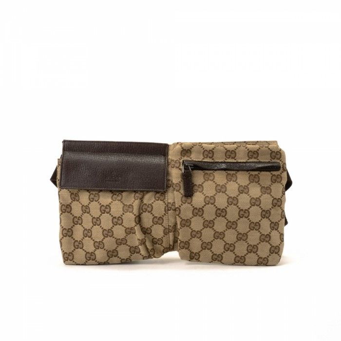 3be6253635a Gucci Waist Pouch   295  + Free Shipping   SAVE 50% Off Retail Price ...