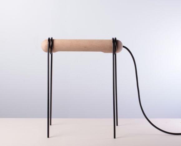 123 Lamp By Federico Floriani Gessato Desk Lamp Design Lamp Lamp Design