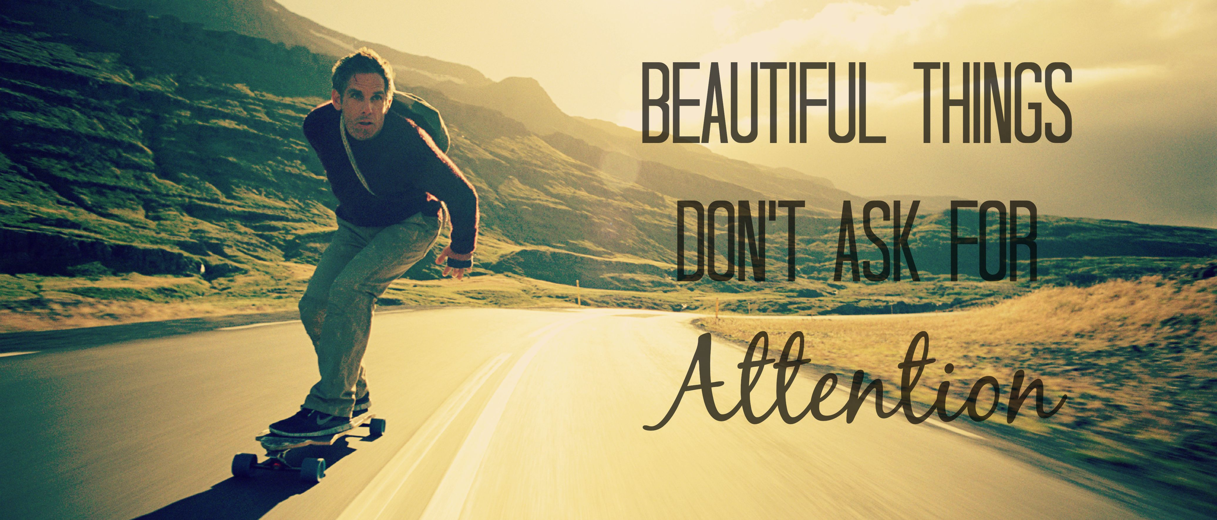 The secret life of walter mitty quotes films tunes - Stop wishing start doing hd wallpaper ...