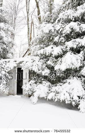 Outhouse For One Room School In A Snow Covered Landscape Webster County Wets Virginia Usa By Malachi Jacobs Via Shutte West Virginia Outdoor Webster County