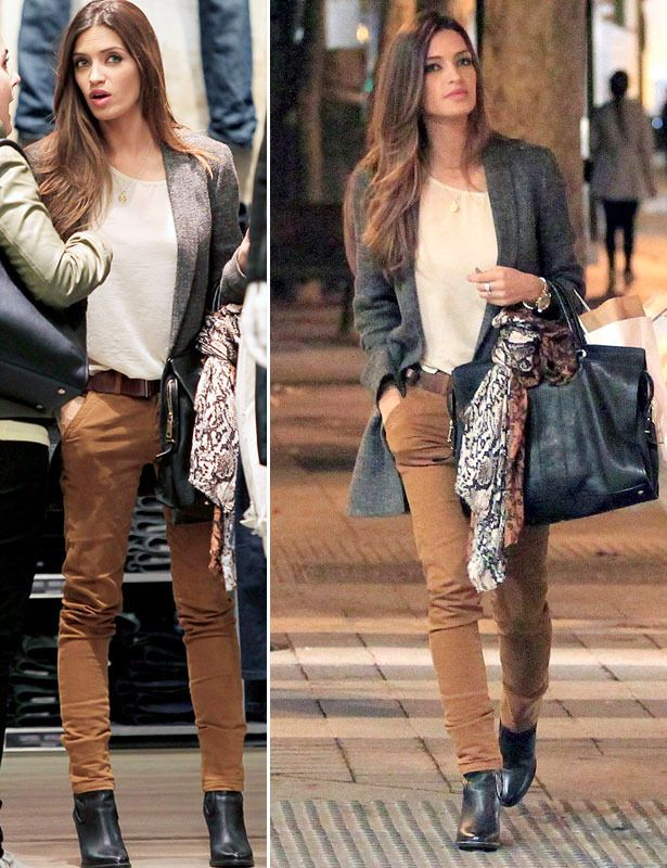 Sara carbonero style pinterest ropa mi estilo y estilo - Sara carbonero ropa vogue ...