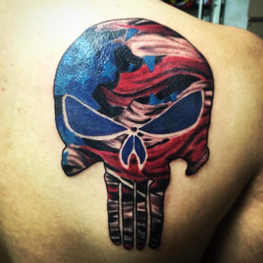 11 Epic American Flag Tattoos: American Flag Tattoos For Men