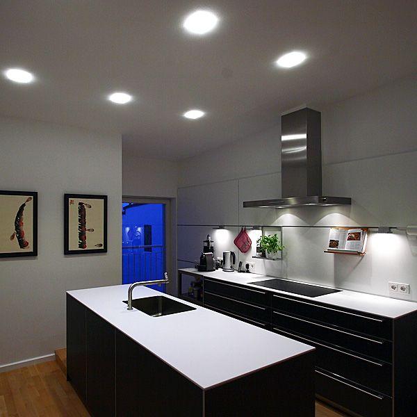 Beleuchtung Ist In Jedem Raum Wichtig, Keine Frage. Aber Gerade In Der Küche  Sind