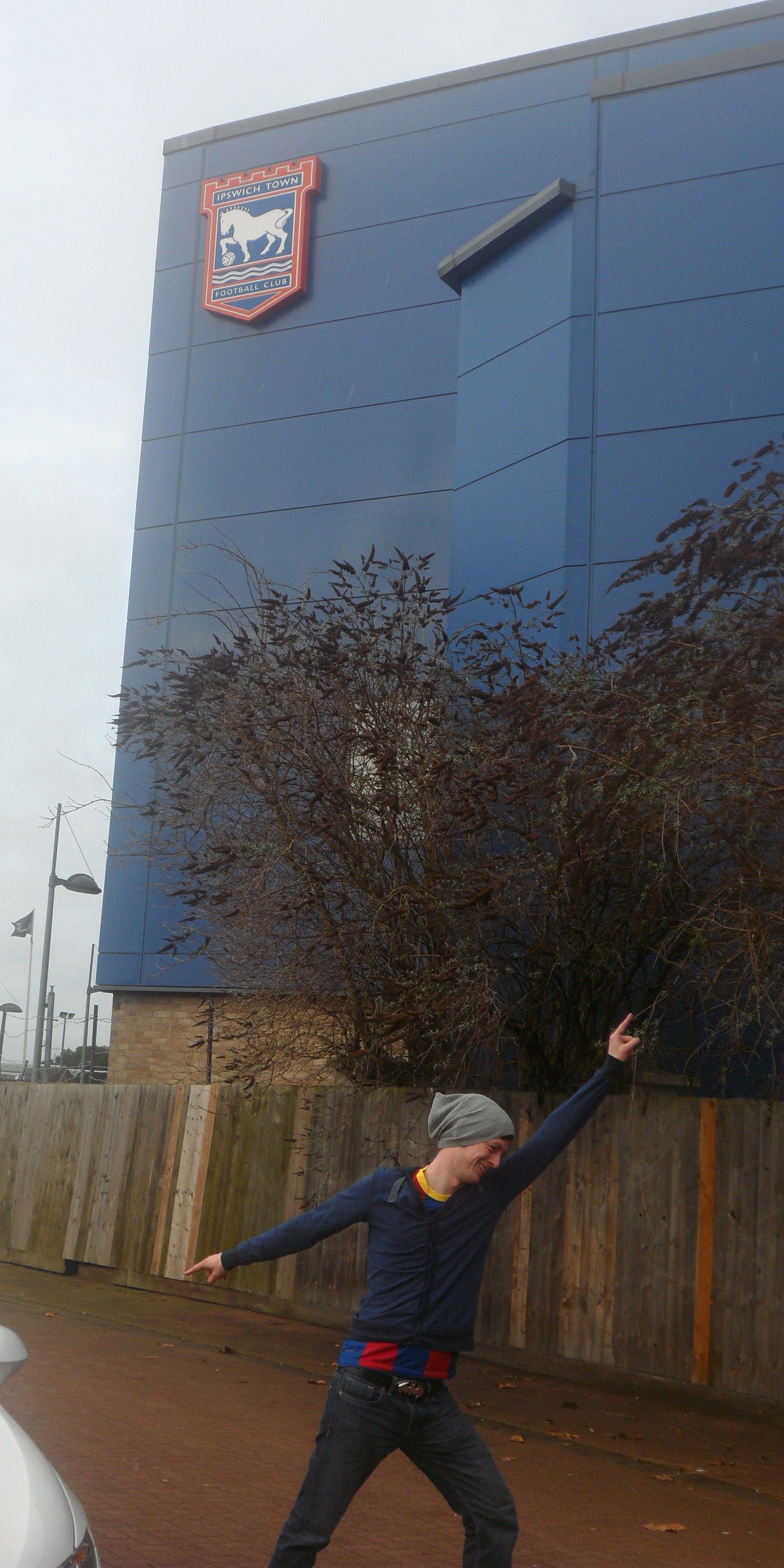Ipswich Town: Portman Road