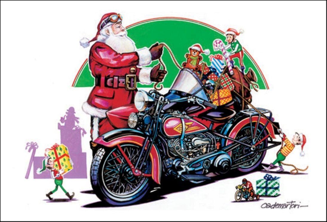 Biker Christmas   Biker Christmas   Pinterest   Bikers