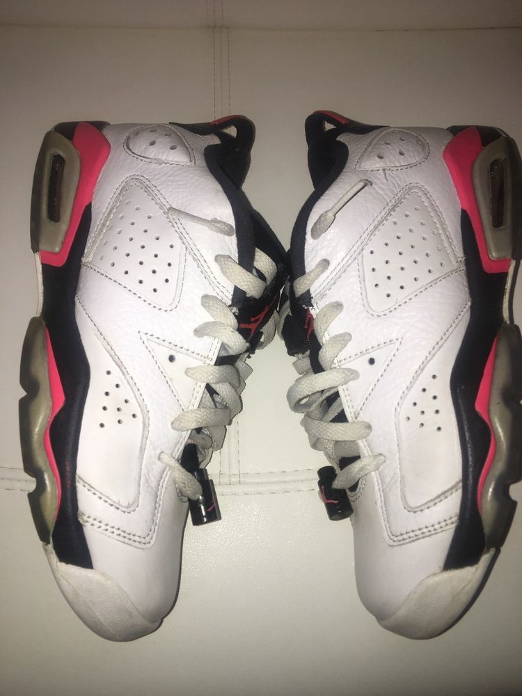 sports shoes 6dc5f ab049 Air Jordan 6 Infrared Low size 6y #fashion #clothing #shoes ...