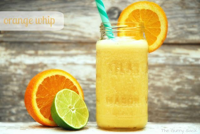 Orange Whip This Is The Non Alcoholic Version So Yeah Here S The Real Deal 4 Parts Fresh Squeez Summer Drink Recipes Summer Drinks Fruity Summer Drinks