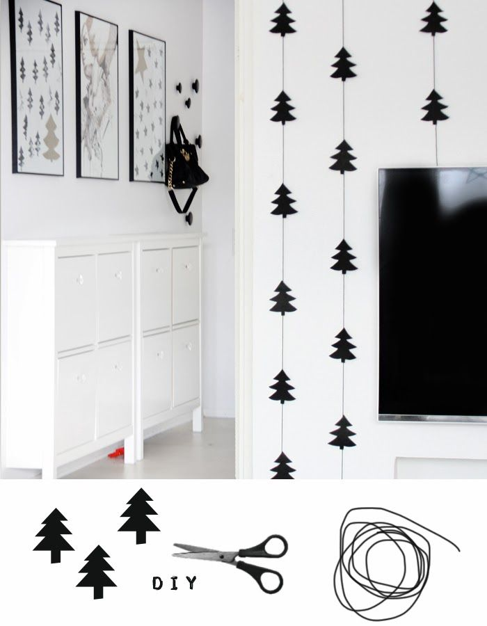 christmas decorating idea diy inspiration