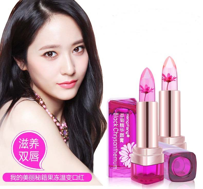 Now available on our store Temperature Chang... Check it out here!! http://asiaskinproducts.com/products/temperature-change-color-lip-balm-3-color-waterproof-long-lasting-sweet-transparent-jelly-flower-pink-moisturizer-lipstick   #health #beauty #antiaging #diet