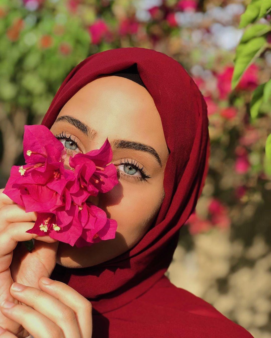 47 4k Likes 925 Comments رغد Raghad Rragoode On Instagram أنت آخر وردة أش م ها قبل أن ي ن Modest Fashion Hijab Girly Photography Beautiful Hijab