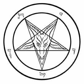 Images and Meaning of Pentagrams | Satanic in 2019 | Wiccan