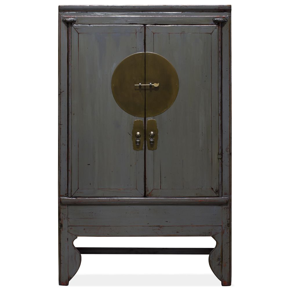 Best Vintage Elmwood Peppercorn Wedding Cabinet How To Clean 400 x 300