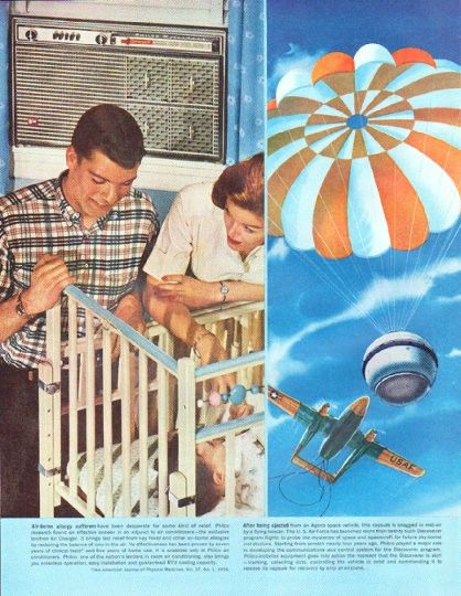 1961 Philco Air Conditioner Vintage Magazine Adver Concord Road Comfort Is Just A Click Away Www Reliantairconditioning