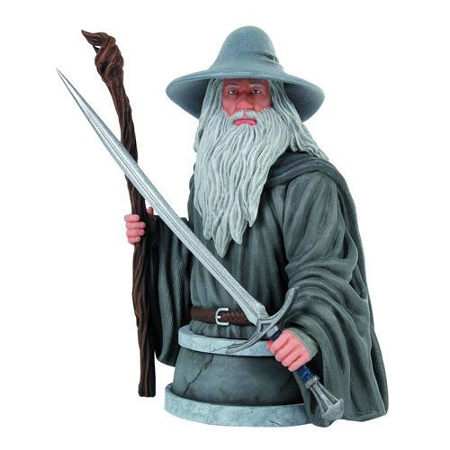 The Hobbit Movie Mini Bust - Gandalf