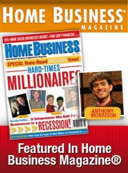 The #importance and #success of the #publications of two books by #AnthonyMorrison can be gauged from the fact that these have not only been the cover feature of The Home Business Magazine but have also been #featured in various other #publications such as Growing Wealth Magazine, Business Success Magazine, LA Times and On the Mound.