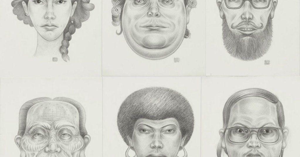 Forensic Sketch Artist Brings Hyperrealistic Caricature Drawings
