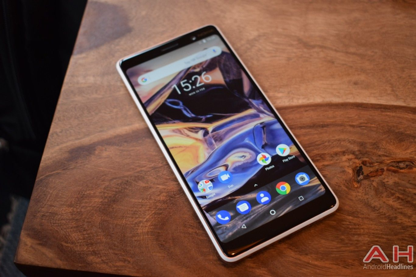 Nokia 7 Plus' Official Wallpapers Now Available For Download #Android #Google