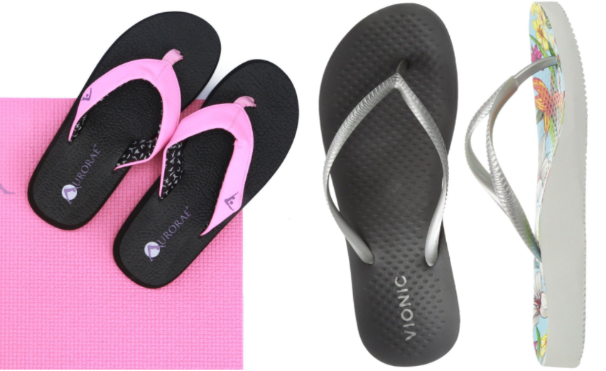 22 Of The Best Flip Flops You Can Get On Amazon | clothes