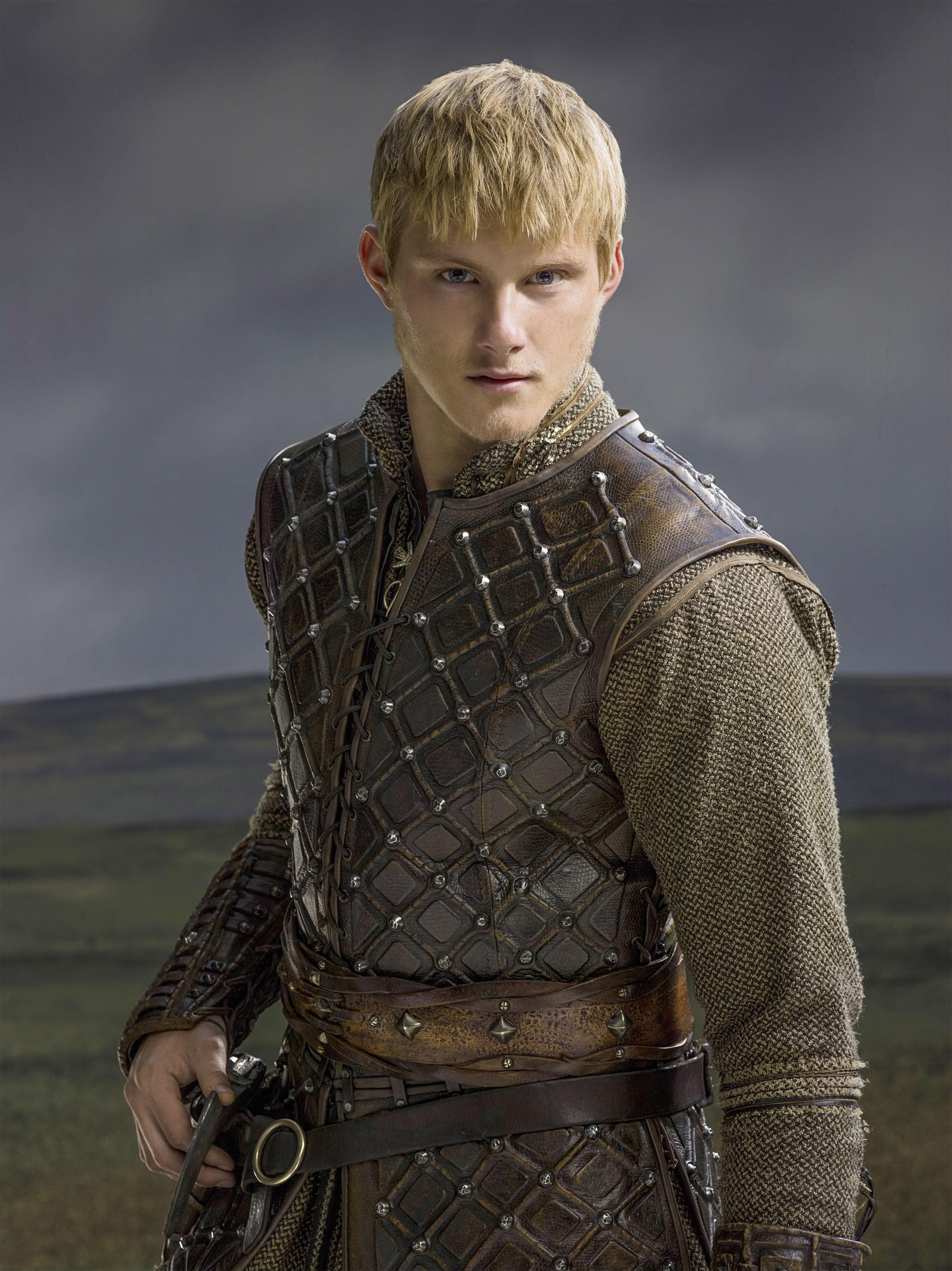 vikings season 2 promo anglosaxon period pinterest