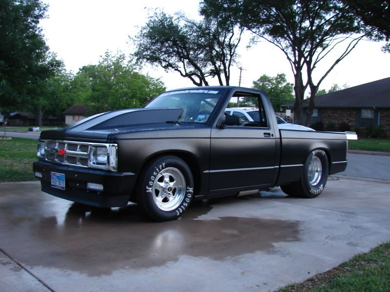 Pin By Chaz Hutto On Truck S10 Truck Chevy S10 Drag Racing Cars