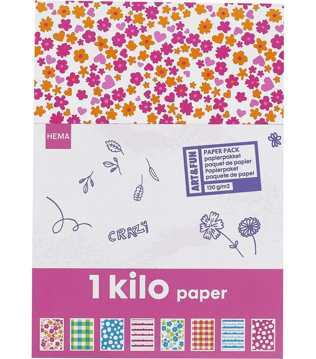 Hema kilo papier dessin paper art pinterest le prix for Cadeauzakjes papier hema
