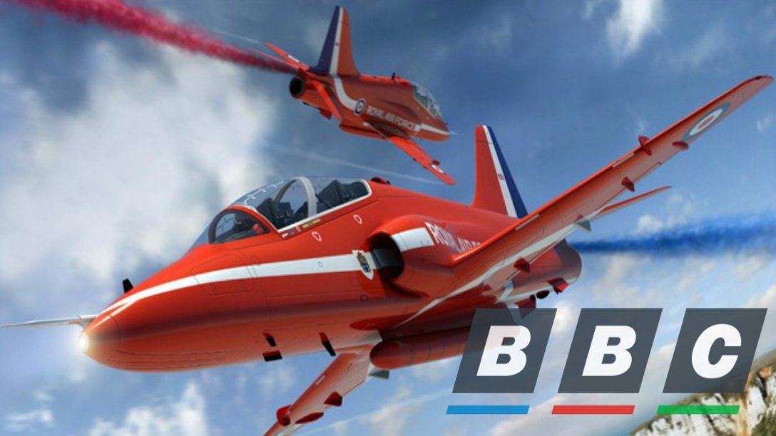 flygcforum.com ✈ THE RED ARROWS ✈ 2006 BBC Documentary on RAF's Elite Aerobatic Team ✈