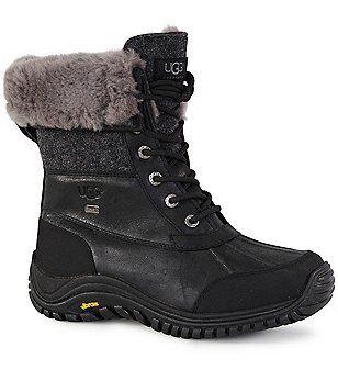 UGG® Adirondack II Waterproof Cold Weather Duck Boots