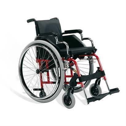 Offcarr Ministar Wheelchair Manual Wheelchair Stationary Bike