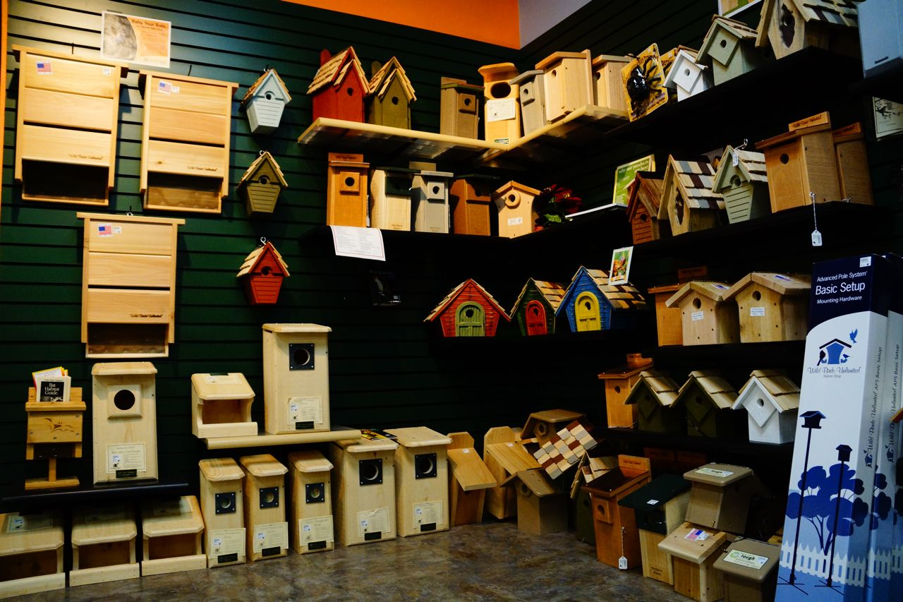 Interior Of The Wild Birds Unlimited Retail Boutique At 2720 S Wadsworth Blvd At Yale Phone 303 987 1065 For Hours And Wild Birds Unlimited Wild Birds Wild