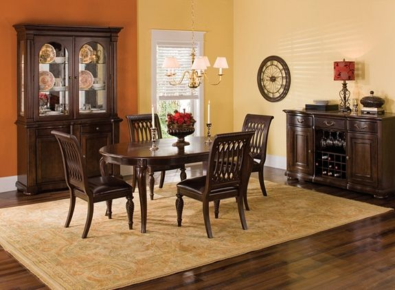 Room Belmont 5 Pc Dining Set