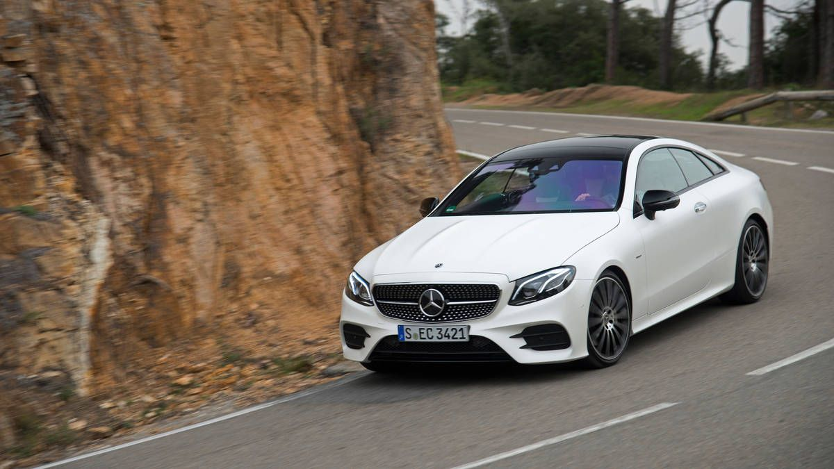 2018 mercedes benz e400 coupe review supple stunner for 2018 mercedes benz e400 coupe