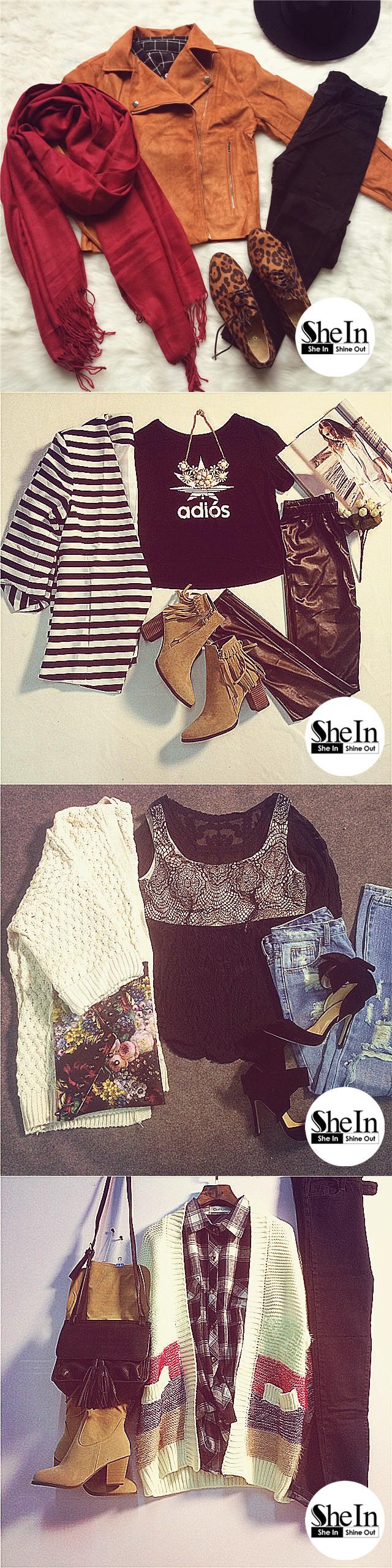 More Fashion Inspo -SheIn