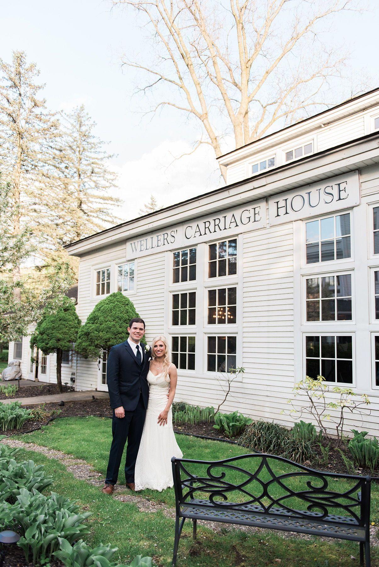 Wellers Carriage House Wedding Photos Saline Michigan Michigan Wedding Venues Outdoor Wedding Ceremony Massachusetts Wedding Venues