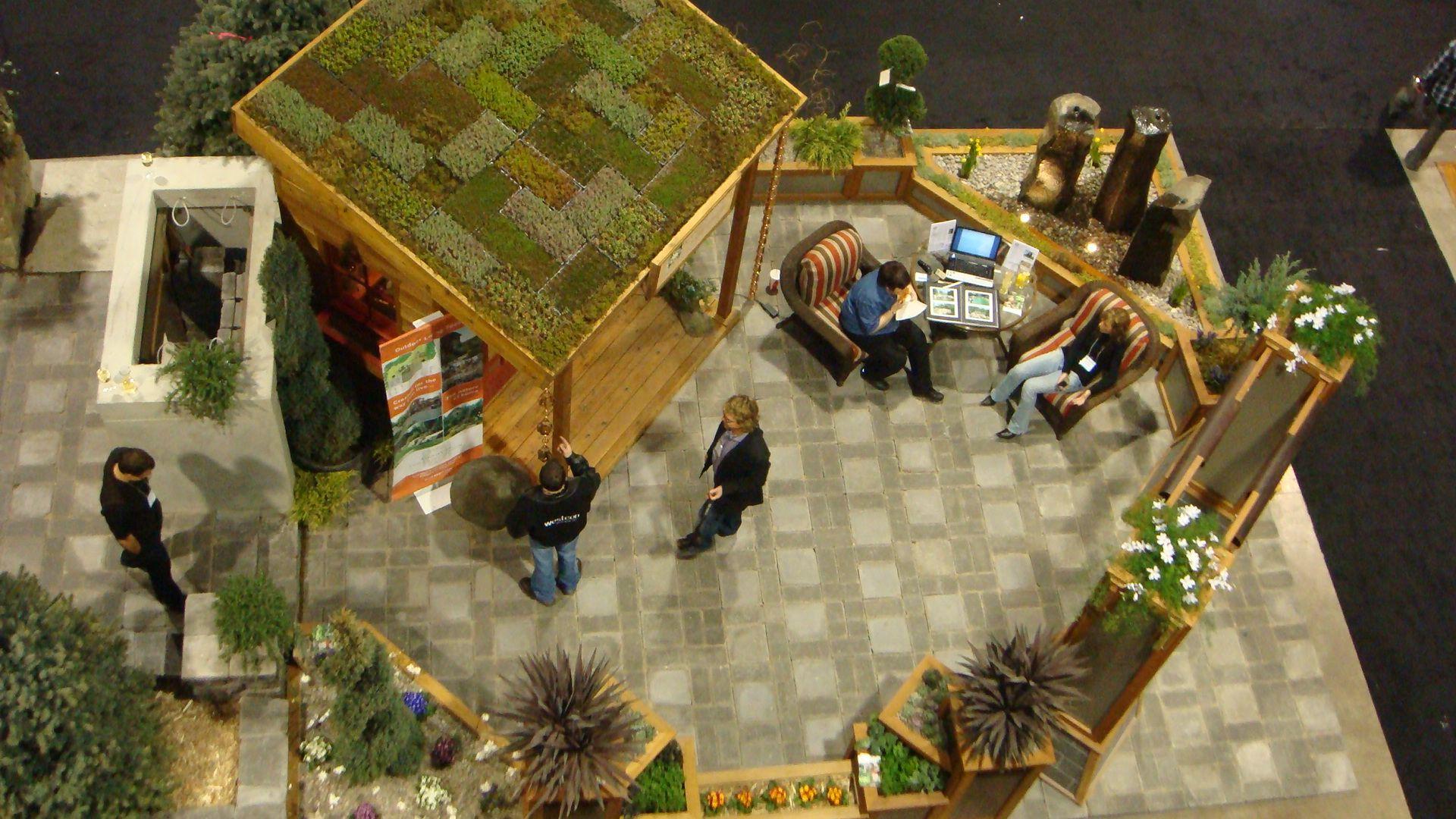 2009 Countryside Garden Centre features at the Calgary
